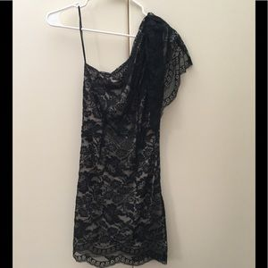 Little black dress by Chelsea & Violet